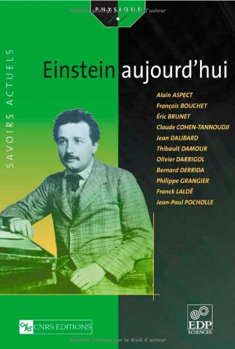 Einstein aujourd'hui