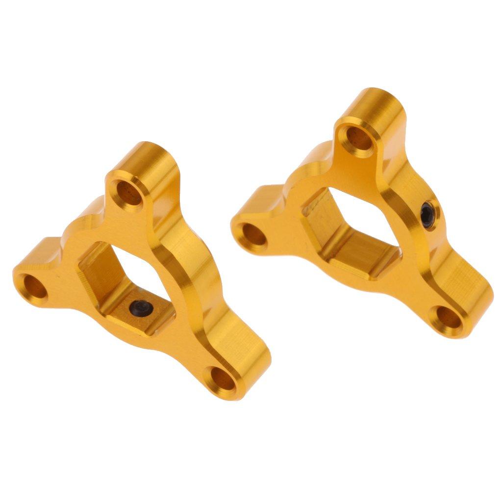 Oro MagiDeal Ajustadores de Precarga de Horquilla Suministros Repuesto Kit de Reparaci/ón 14mm