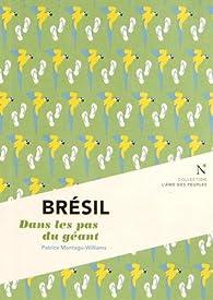 Brésil : Dans les pas du géant par Patrice Montagu-Williams