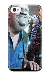 New Style 7178070K23348822 Hot Style Protective Case Cover For Iphone4/4s(sunset Overdrive)