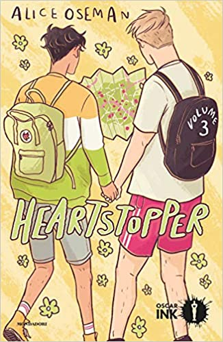 libro Heartstopper 3 in italiano