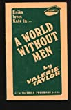 A World Without Men, Valerie Taylor, 0930044320