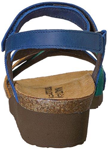 Oily Oily Nubuck Sophia Emerald Footwear Oily Naot Nubuck Dune Blue Nubuck Women's f1Znxq4