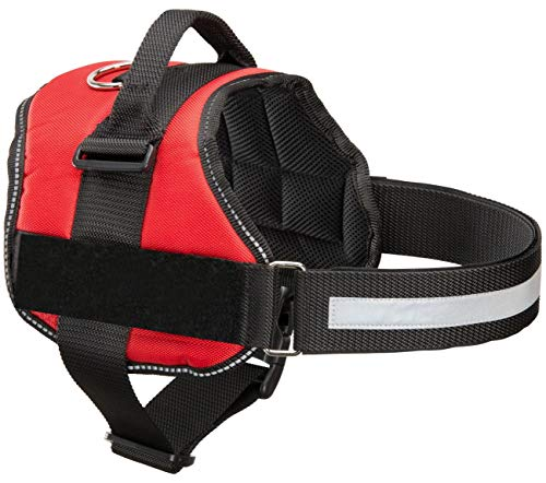 Industrial Puppy No Pull Dog Harness for Small/Large Dogs – Comfortable Dog Walking Harness for Dogs of All Breeds…