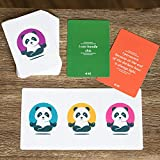 Art of the Panda: 50 Premium Affirmation Cards + 50 Inspiring Meditations, Created for Women, Men, and Teens, Includes Over 8 Hours of Guided Audio Meditations