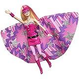 Barbie Fille Super Princesse Kara - fushia