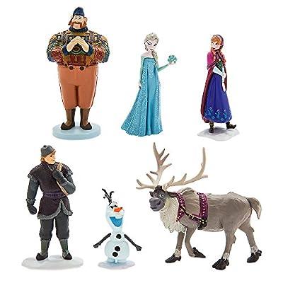 Disney Frozen Figure Playset