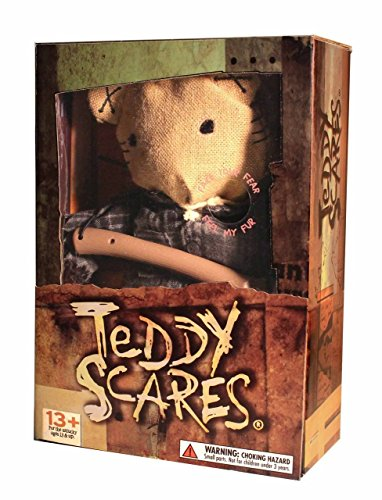- Limited Edition Teddy Scares Collectors Edition - Redmond Gore 12in