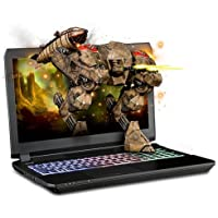 XOTIC Sager NP8157 (Clevo P650HS-G) - 15.6 FHD IPS Matte Screen w/ G-Sync Gaming Laptop Intel Core i7-7700HQ GTX1070 16GB DDR4 250GB SSD 1TB HDD Win10 Kabylake Backlit Keyboard
