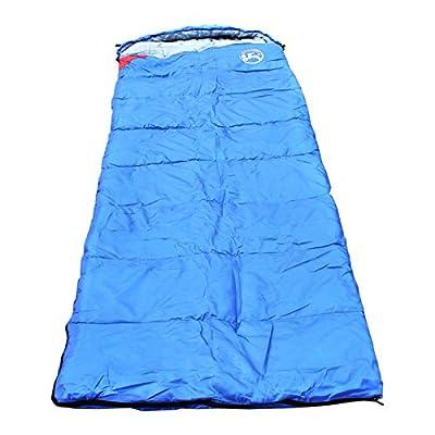 SUHAGN Sac de couchage Camping En Plein Air De L'Enveloppe D'Une Épaisseur De L'Enveloppe Sac De Couchage Enfant Supplément Pan Peut Orthographier La Seule Personne