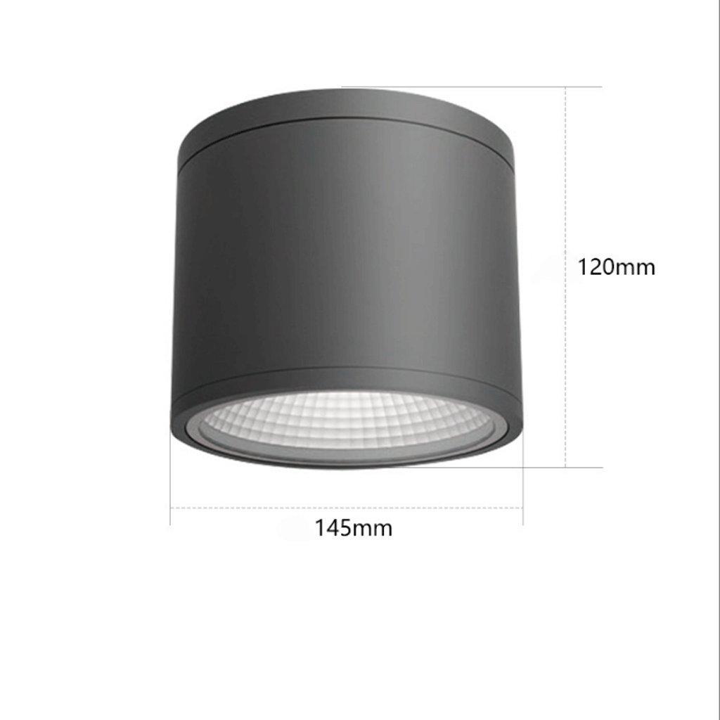 Amazon.com: Lámpara LED de pared para exteriores ...