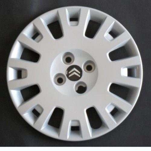 Wheeltrims Set de 4 embellecedores nuevos para Citroen Nemo con Llantas Originales de 15: Amazon.es: Coche y moto