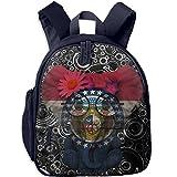 Missouri Flag MO Kids Bags School Backpack Bookbag Child Bags Daypack Shoulder