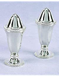 Investment 2 Piece Traditions Salt and Pepper Shaker Set by Creative Gifts International wholesale