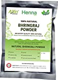 Allin Exporters Bhringraj Powder - 100% Organic & Chemical Free Hair Cleanser For Healthy Hair - ( 60 Gram 1 Packet)