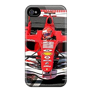 DaMMeke Design High Quality Michael Schumaher Cover Case With Excellent Style For Iphone 4/4s