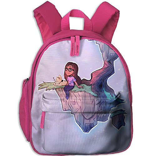 Mini School Bookbag Make Your Own With Daydream For Kindergarten Boy Girl Pink (Daydream Duck)