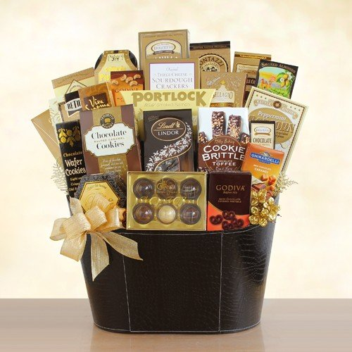 Classy Gourmet Gift Basket for Any Occasion by Gifts to Impress