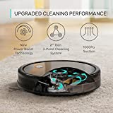 [BoostIQ] eufy RoboVac 11+ (2nd Gen: Upgraded Bumper and Suction Inlet) High Suction, Self-Charging Robotic Vacuum Cleaner, Filter for Pet Fur, Cleans Hard Floors to Medium-Pile Carpets