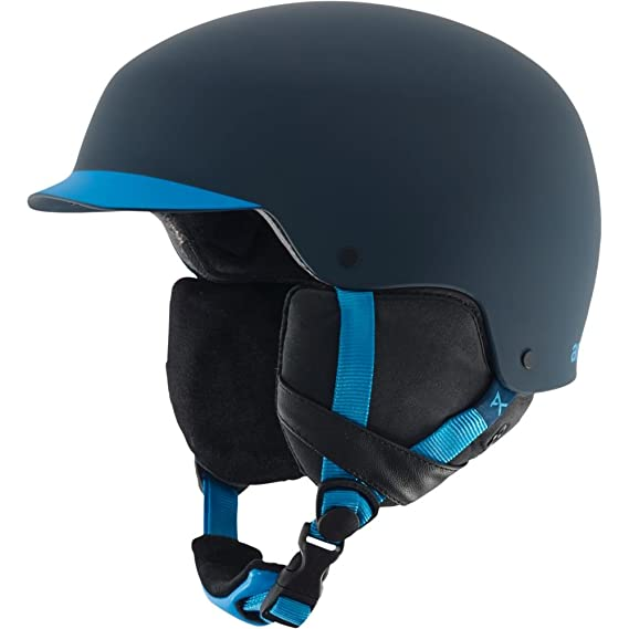 Anon - para hombre BLITZ - Casco de esquí, 2017, azul medianoche, xs: Amazon.es: Deportes y aire libre
