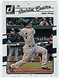 Starlin Castro (Baseball Card) 2017 Panini Donruss