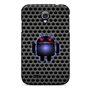 UXlZELY2224ErOEE ScoDBke Cool Droid Feeling Galaxy S4 On Your Style Birthday Gift Cover Case