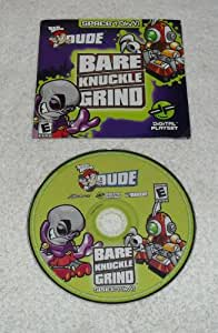 Tech Deck Dude Bare Knuckle Grind Digital Playset (w/ PC CD-ROM and two figures)