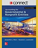 img - for Connect Access Card for Accounting for Governmental & Nonprofit Entities book / textbook / text book