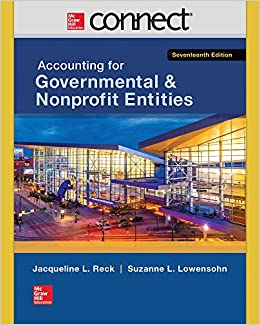 Connect Access Card for Accounting for Governmental & Nonprofit Entities