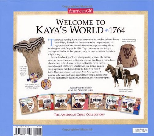 Buy kaya american girl books