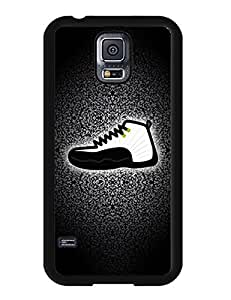 2015 Trendy Air Jordan Sneaker Shoes Logo Design Galaxy S5 Snap-on Case Cover for Samsung Galaxy S5 I9600 9734155M723553835