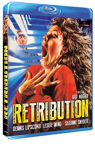 Retribution [ Blu-Ray, Reg.A/B/C Import - Spain ]