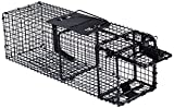 "Humane Way 914040 Live Animal Trap, Large 17""x5""x5"""