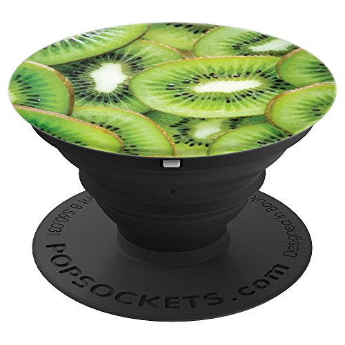 Tart Kiwis Texture - PopSockets Grip and Stand for Phones and Tablets ()