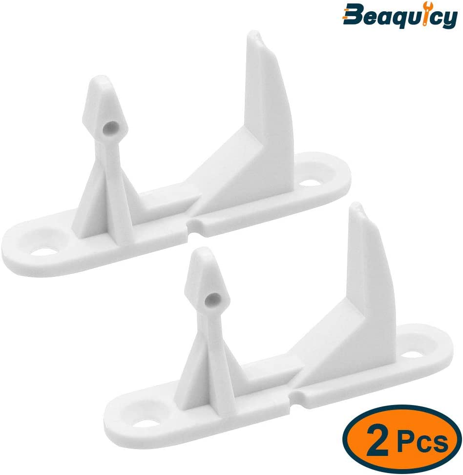 Beaquicy 131763310 Washer Door Striker - Replacement for Kenmore Electrolux Dryer&Washing Machine - 2 Pack