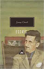 george orwell essays amazon Amazon stores libraries or buy this is an enormous doorstop of a book, with over 1,300 pages of george orwell's essays of course that doesn't cover.