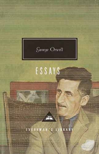 com essays everyman s library contemporary classics  com essays everyman s library contemporary classics series 9780375415036 george orwell john carey books
