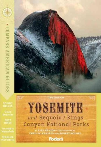 Download Compass American Guides: Yosemite & Sequoia/Kings Canyon National Parks (Full-color Travel Guide) ebook