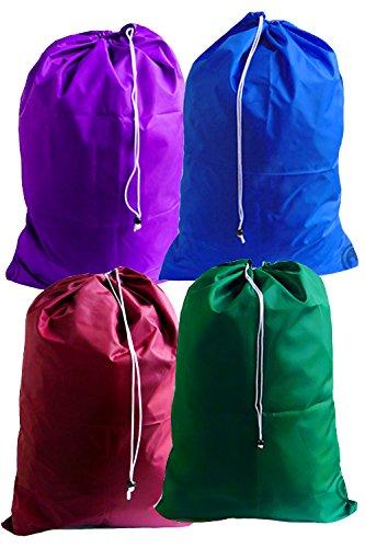 大きな卸売ランドリーバッグ、一括ロット、カラー: Assorted – サイズ: 30 W x 40h B008RCE9JG