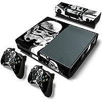 Xbox One Vinyl Skin Estampas Compatible Con Xbox One (Star Wars Blanco)
