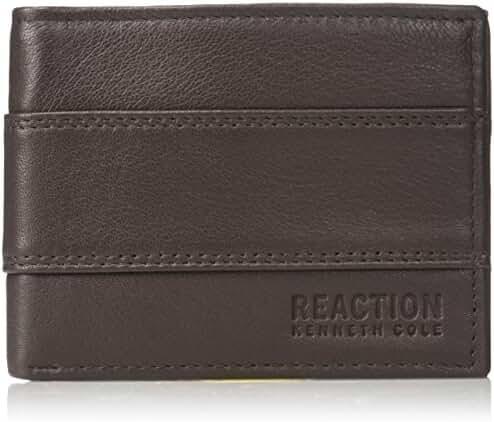 Kenneth Cole REACTION Men's RFID Blocking Westin Passcase Wallet