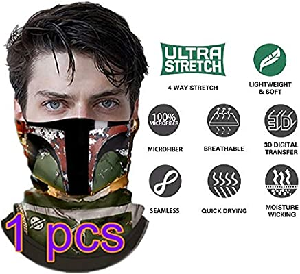 Dailygocn Cosplay Mask Anti-Dust Windproof Anti-UV Anti-allergy Gardening Face Mask for Adults and Children 100/% Cotton