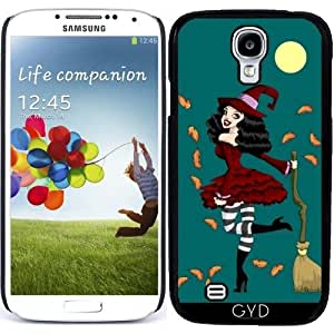 Funda para Samsung Galaxy S4 (GT-I9500/GT-I9505) - Ser Witched! by AnishaCreations
