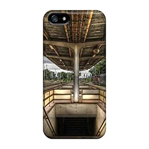 Forever Collectibles Bratislava Rail Station Hard Snap-on Iphone 5/5s Case