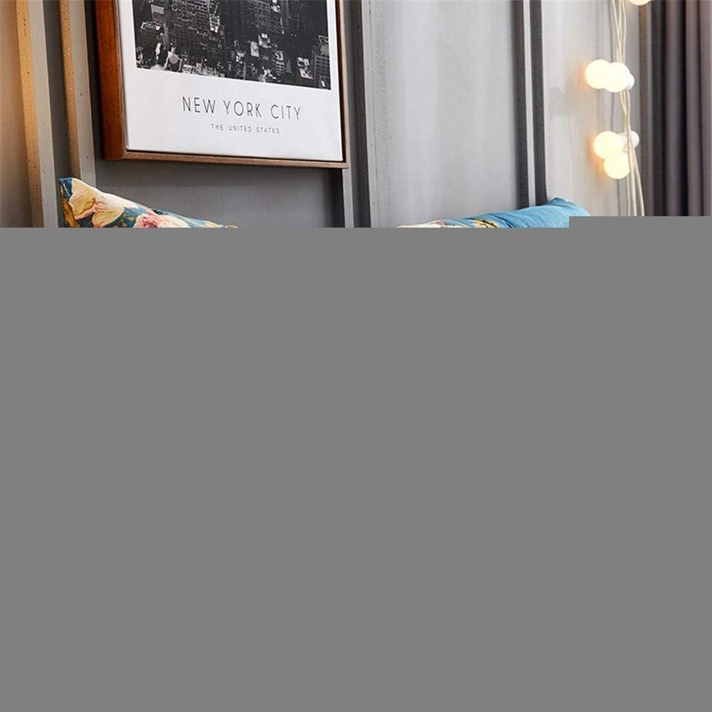 YLCJ Coussin de Chevet T/ête de lit rembourr/ée /à Double Oreiller Tatami compens/é Cale Triangulaire Dossier de Lecture Souple Grand Coussin Lombaire Amovible et Lavable