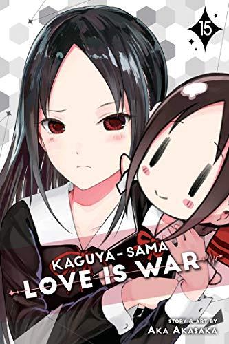 Kaguya-sama: Love Is War, Vol. 15 (15)