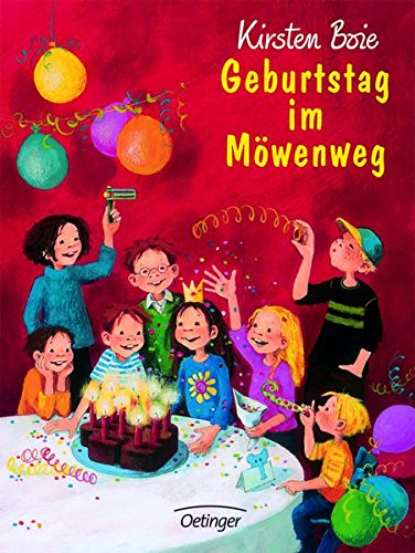 Download Geburtstag im Möwenweg. (Ab 8 J.). PDF
