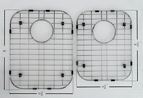 Stainless Steel Bottom Grids for Kitchen Sink 16