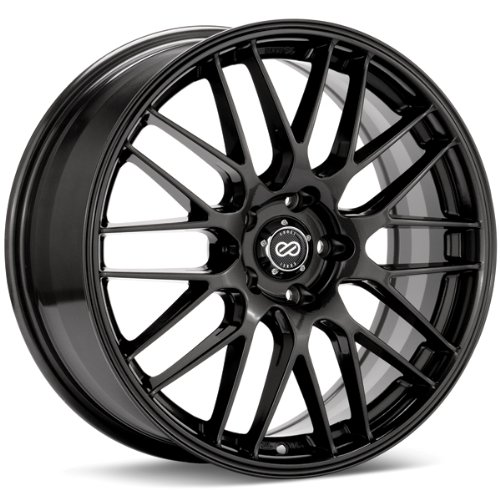 18x8 Enkei EKM3 (Gunmetal) Wheels/Rims 5x110 - Gunmetal Rims 18