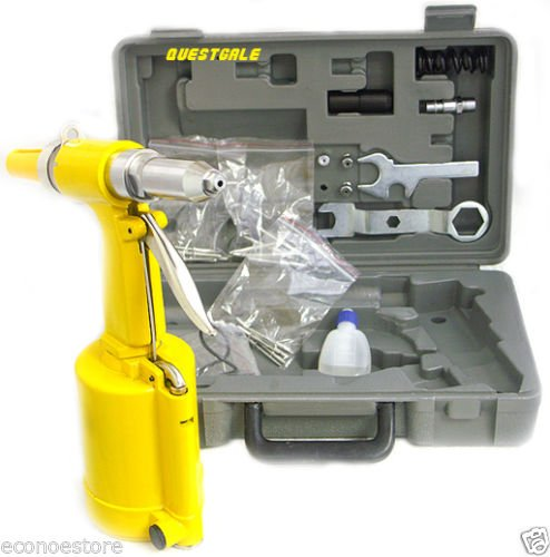 Air Riveter Gun - AIR HYDRUALUC RIVET POP GUN AIR RIVETER 3/16